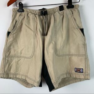 Vtg Zoic Mens Size Medium Hiking Cycling Shorts
